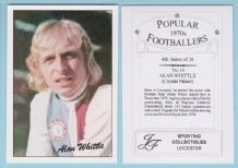 Crystal Palace Alan Whittle 14